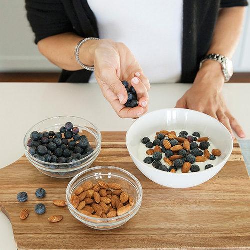 Vicky Vlachonis: Food is Medicine