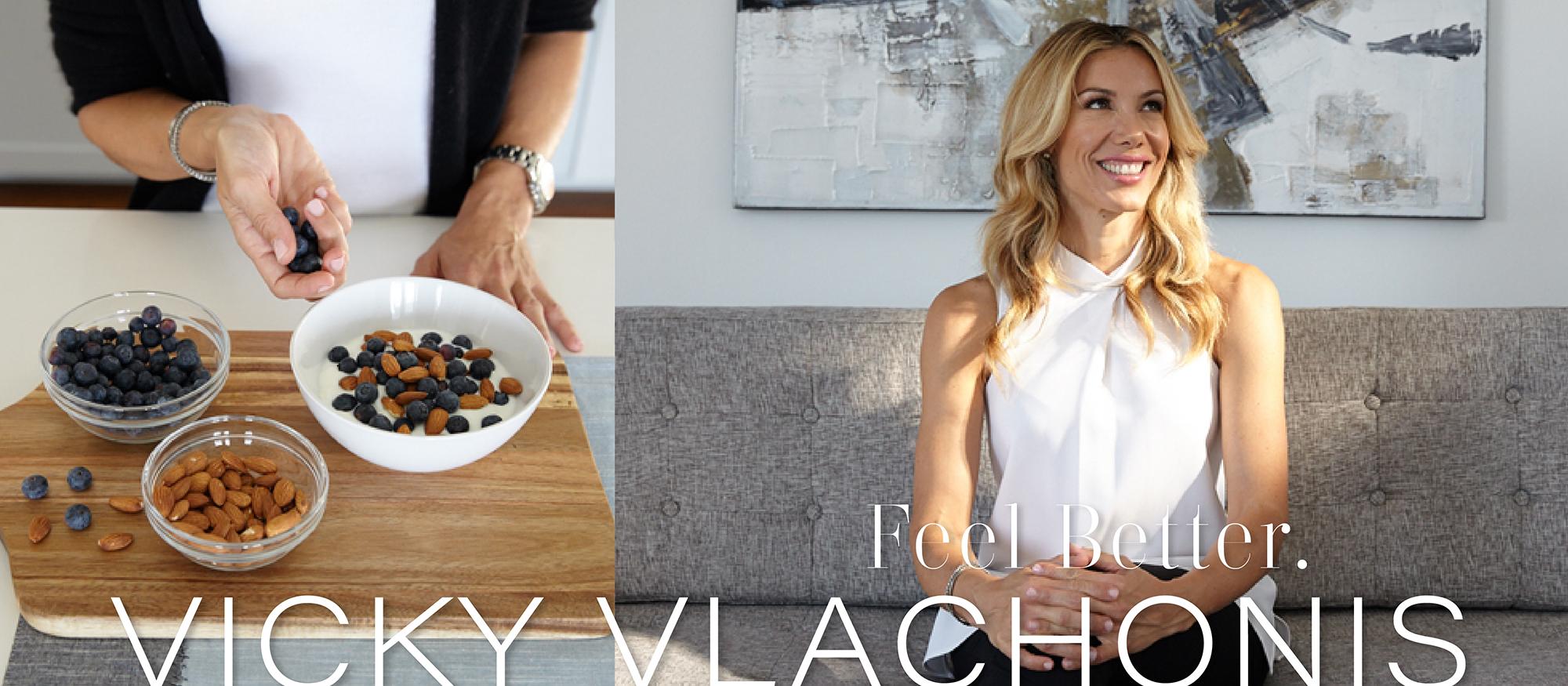 Vicky Vlachonis: Feel Better